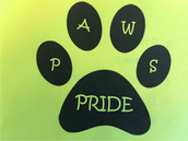 Paws for Pride . . .