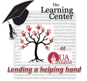 A FREE workshop, brought to you by the Learning Center at UAC!