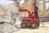 Melbourne's number one choice in commercial earthmoving / landscaping