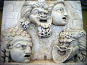 Roman Actor's Masks