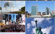 Various Places in New York
