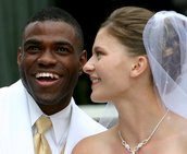 El matrimonio de razas diferentes.