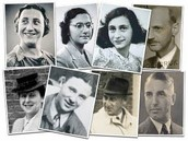 Faces of the Secret Annex