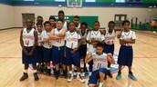6th Grade Basketball Team