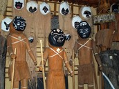 Traditional Indian Masks