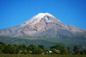 Volcan Pilo de Orizba