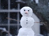 tommy the snowman