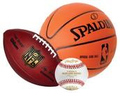 Sports I Play