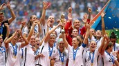 USWNT Takes the Cup