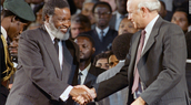 Sam Nujoma- Head of the APO for 22 years