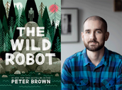 "Peter Brown - ""The Wild Robot"""