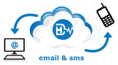 Email and SMS alert