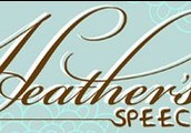 Heather's Speech Therapy