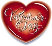 VALENTINE'S DAY PARTIES - THURSDAY, FEBRUARY 11TH: NON-UNIFORM DAY!