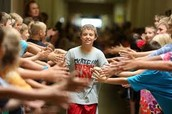 5th Grade Clap-out June 3rd 12:00 pm