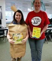Mrs. Hunt and Mrs. Mitchell