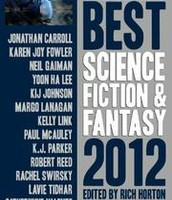 the years BEST science fiction & fantasy 2012 edition