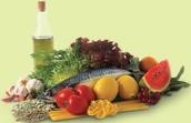 Fish and Fruits