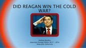 who is Ronald Reagan