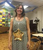 May volunteer award!