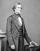 Jefferson Davis: A Famous Person
