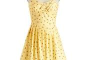 2. Bee My Honey Dress