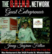 Guest Entrepreneur is Jenny Ingram Fulton of Miss Jenny's Pickles!