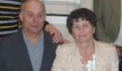 Це мої бабуся та дідусь (по татовій лінії)