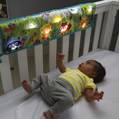 Crib Rail Soother: $40