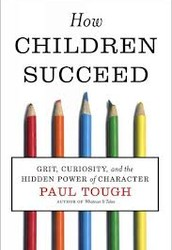 How Children Succeed:  Grit, Curiousity, and Hidden Power of Character by Paul Tough