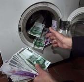 Witwassen van zwart geld