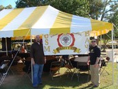 10/25/2013 BAP Tailgating at Homecoming