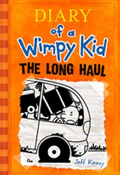 OLOL is selling advance orders of Diary of a Wimpy Kid #9!