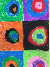 Enjoy some of our classroom art right in the newsletter!