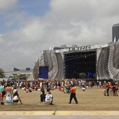 One thing to do for Grandparents is go to music festivals.