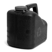 Black Oil Jug