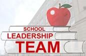 School Based Leadership Team