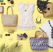 Summer bags and sunnies are hot!