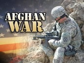 Timeline of 10 events from the War in Afghanistan.