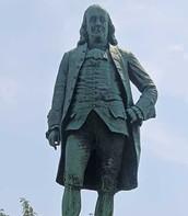 Benjamin Franklin Monument