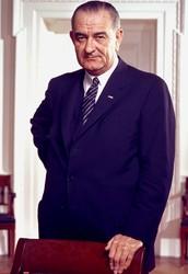 Lyndon Baines Johson (1908-1973)