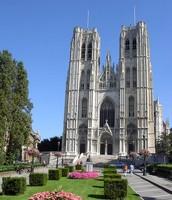 Cathédrale Saint-Michel et Sainte-Gudule