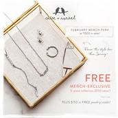 February Merchandiser Incentive - $1,500