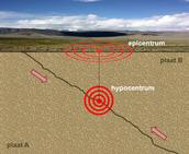 Aardbevingen algemeen