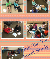 Think-Tac-Toe Primetime group!