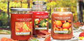 Yankee Candle Pickup