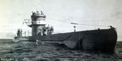 German U-Boats in the Atlantic