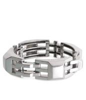 Luxor Link Bracelet - Silver
