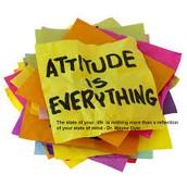 5. Have the Right Attitude