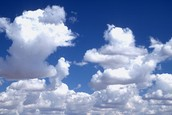 This is a pic of clouds.